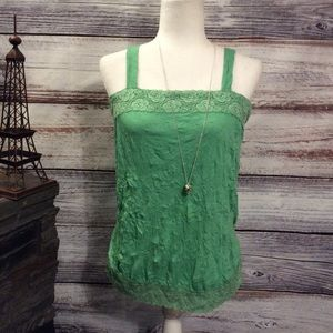 Xhilaration Laced Fitting Cami